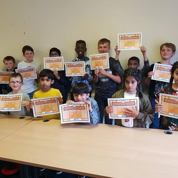 Kids Summer Holidays Computing Camp in Glasgow – Week 5